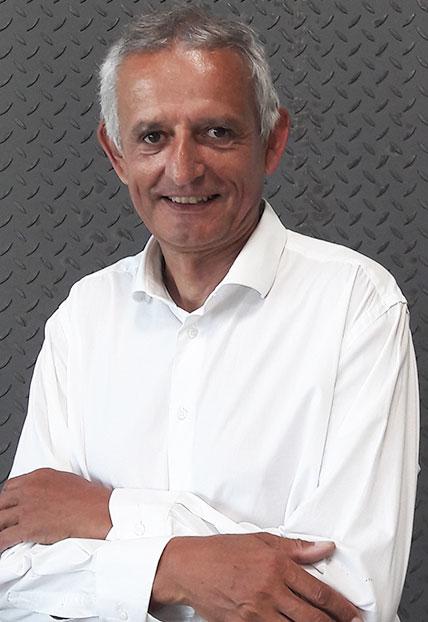 Peter Finsterwald, Geschäftsführer der Firma Finsterwald Stahlbau GmbH & Co.KG